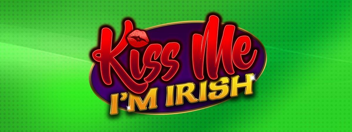 Kiss Me I'm Irish logo