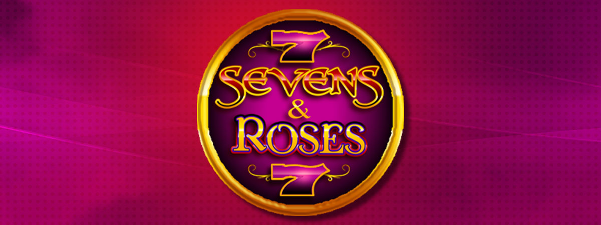 7's and Roses logo