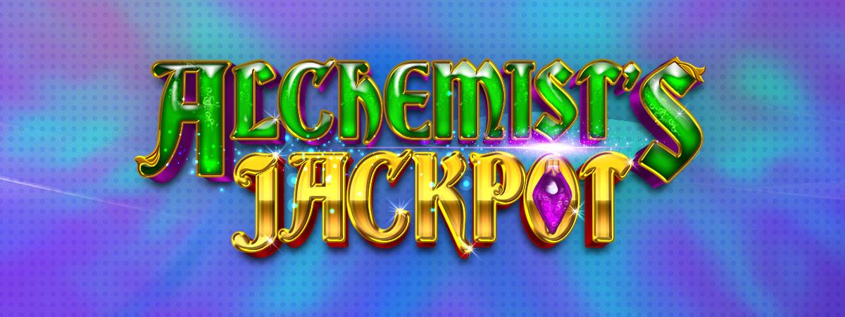 Alchemist's Jackpot logo