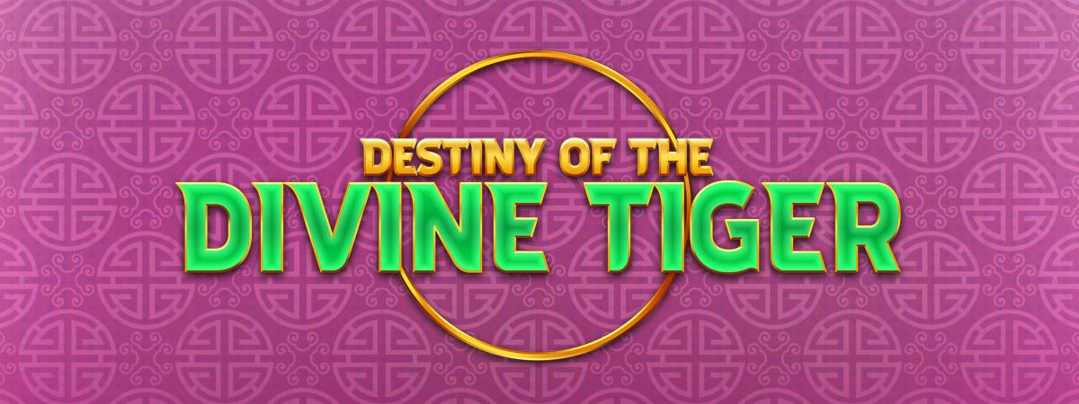 Destiny of the Divine Tiger logo