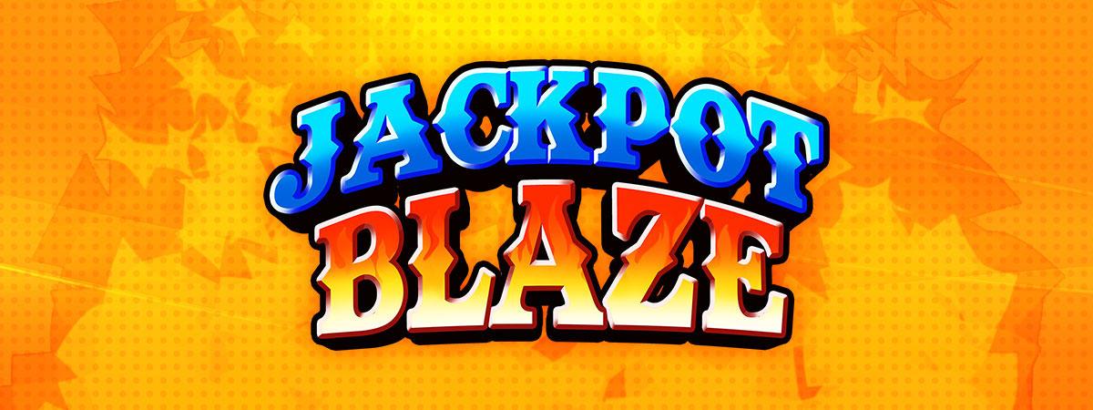 Jackpot Blaze logo