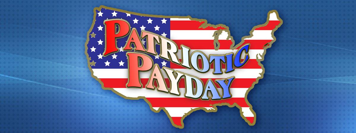 Patriotic Payday logo