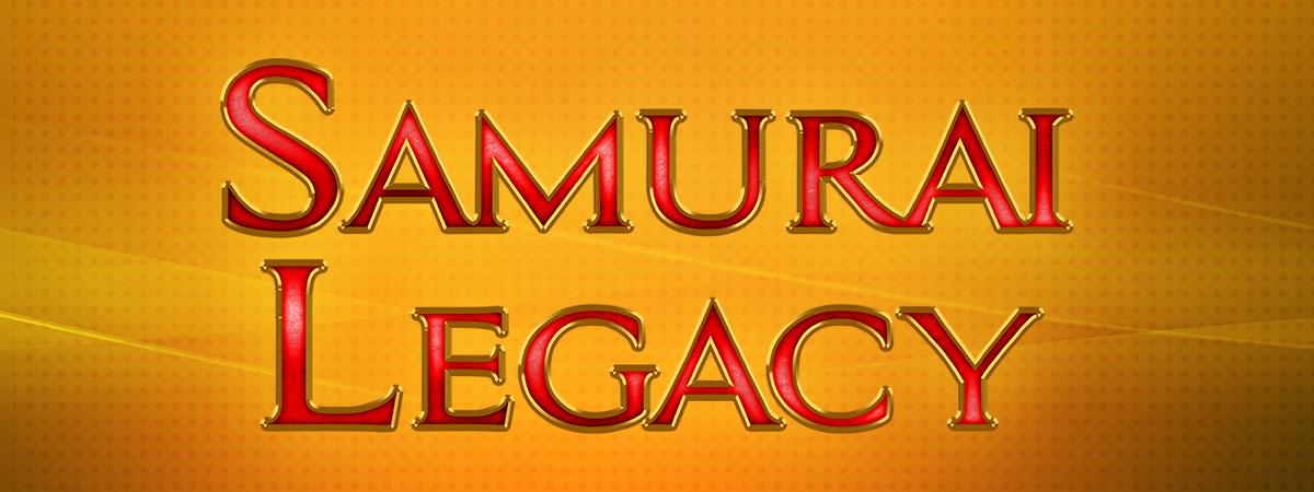 Samurai Legacy logo