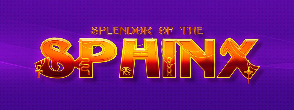 Splendor of the Sphinx logo