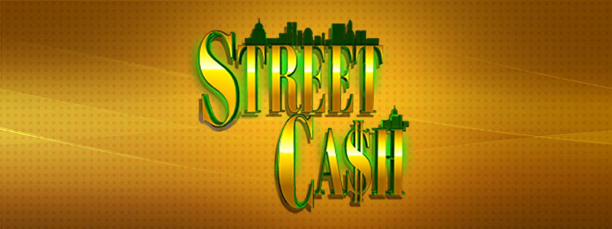 Street Cash logo