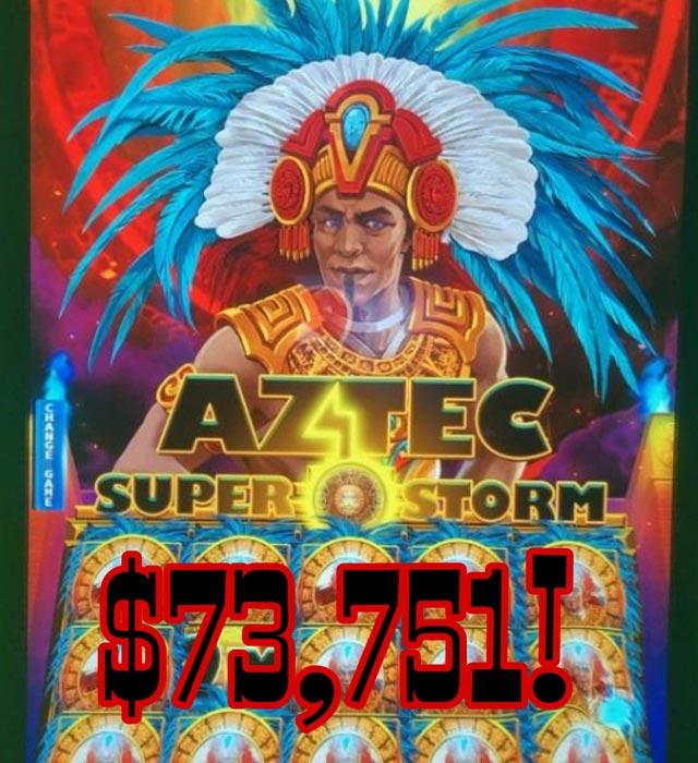 Aztec Super Storm